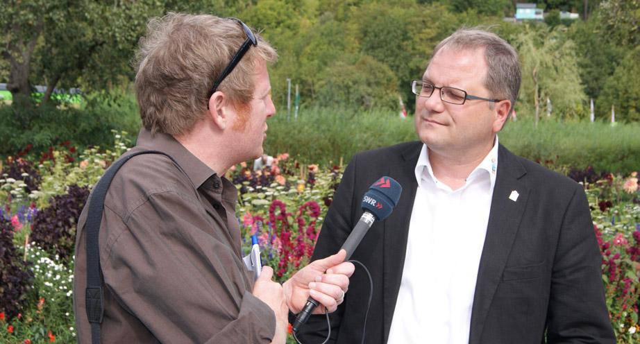 Rubrik Gartenschauen - Presse- und Öffentlichkeitsarbeit