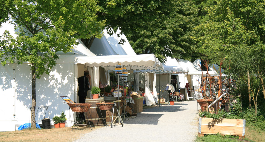 Rubrik Gartenschauen - Gartenmarkt