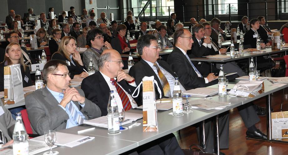 """Kongress """"Zukunft sichern: Die regionale Gesundheitsversorgung als Standortfaktor"""""""